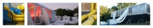 Event Tent & Structure Rental Ducting
