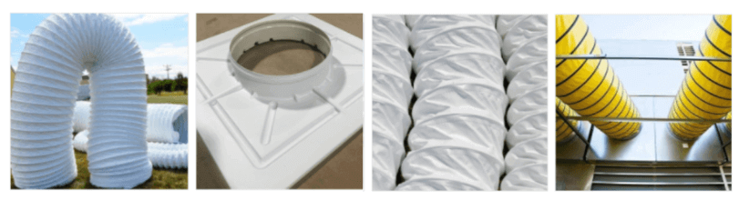 RiteChoice ducting for heating and cooling